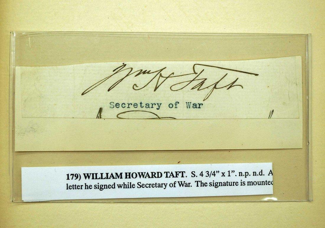 William Howard Taft by Herbert S. Duffy, 1930, New - 3