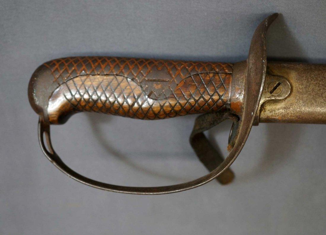 WWII Japanese Sword - 2