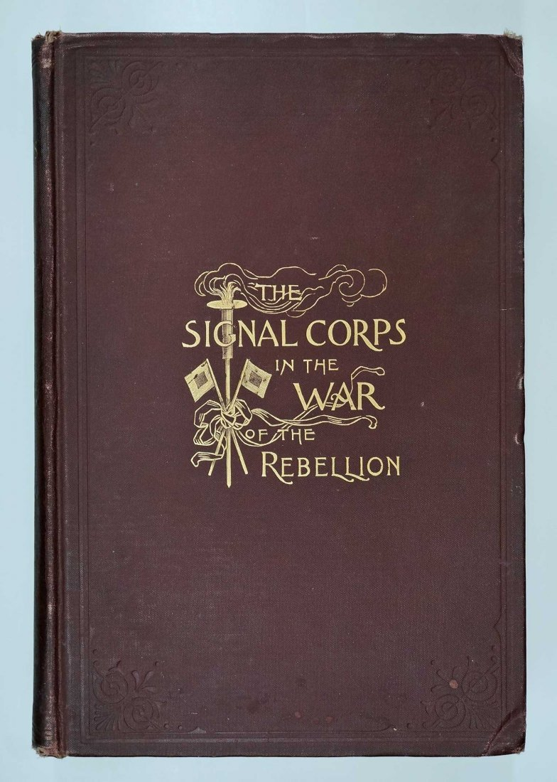 The Signal Corps in the War of the Rebellion, 1896, 916