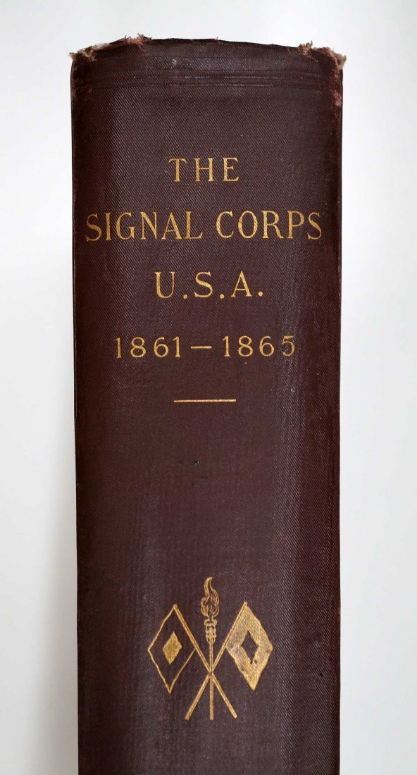 The Signal Corps in the War of the Rebellion, 1896, 916 - 2