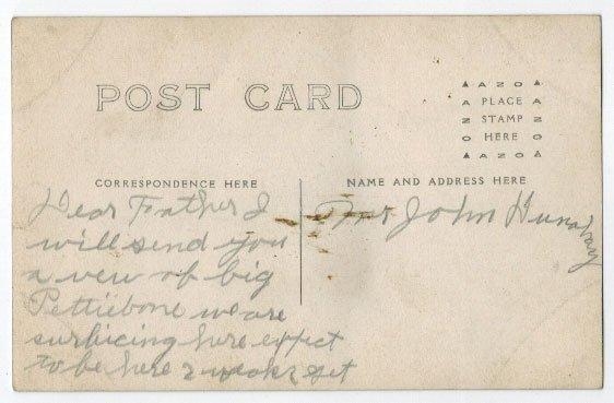 Pettibone, N.D. Pair of Antique Real Photo Postcards. - 4
