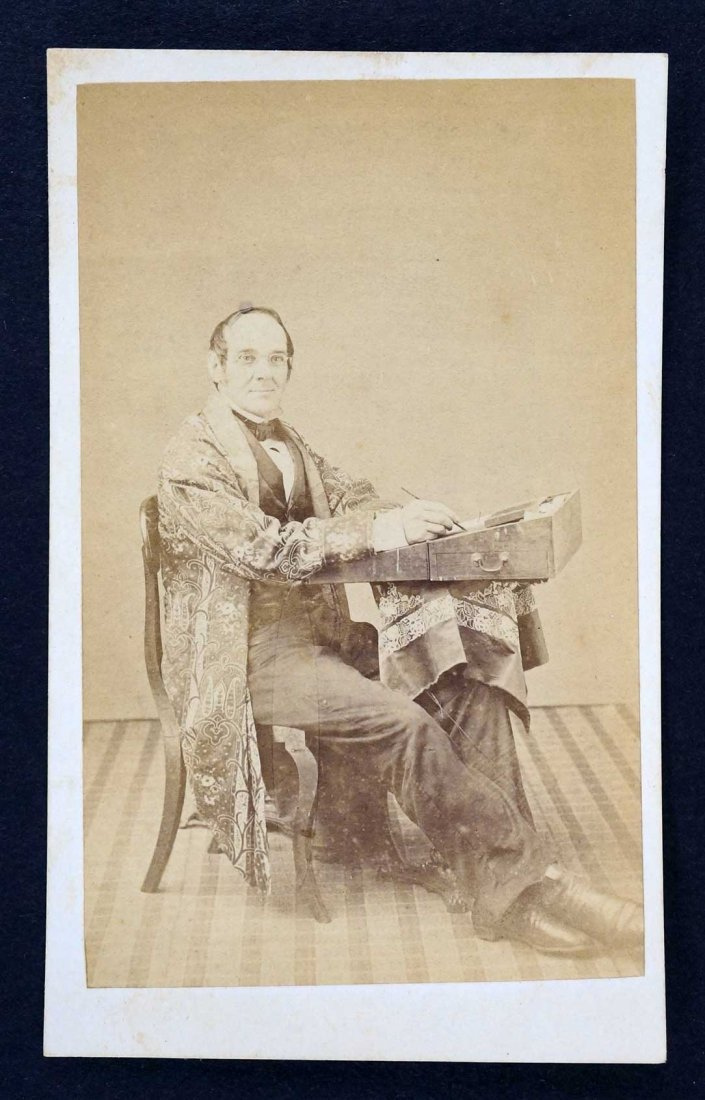 Hawaii CDV Carte De Visite by Hawaiian photographer