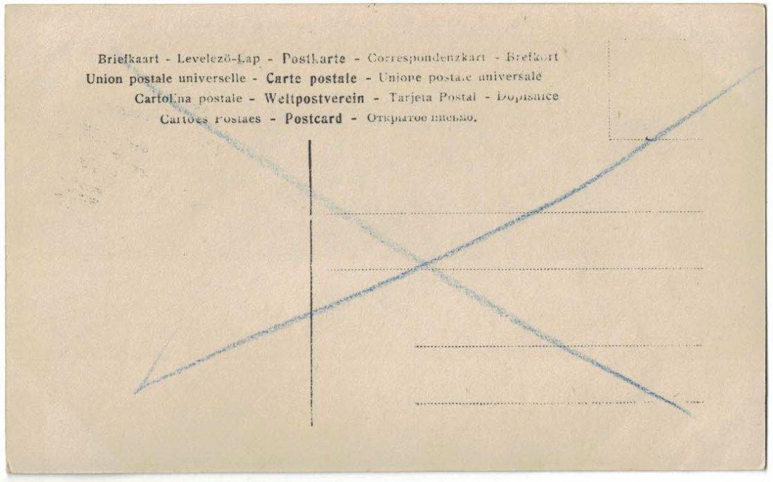 Siegfried Ochs Autographed Real Photo Postcard - 2