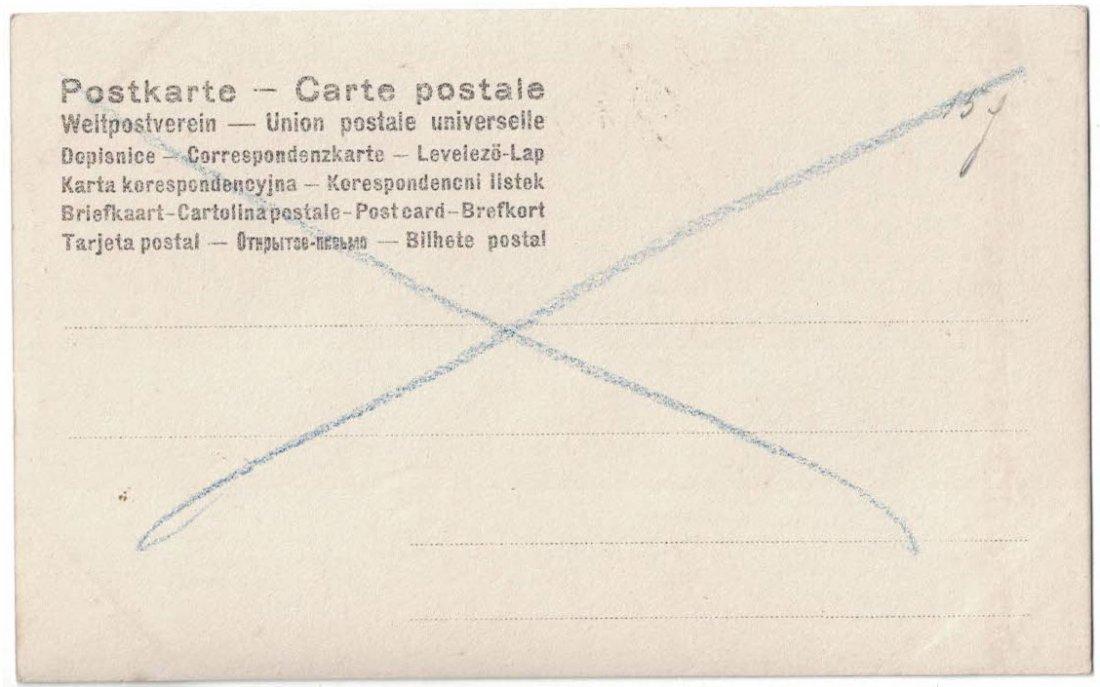 Felix Mottl Autographed Real Photo Postcard - 2