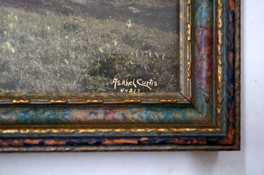Asahel Curtis (1874-1941) Hand-tinted Silver Print - 2