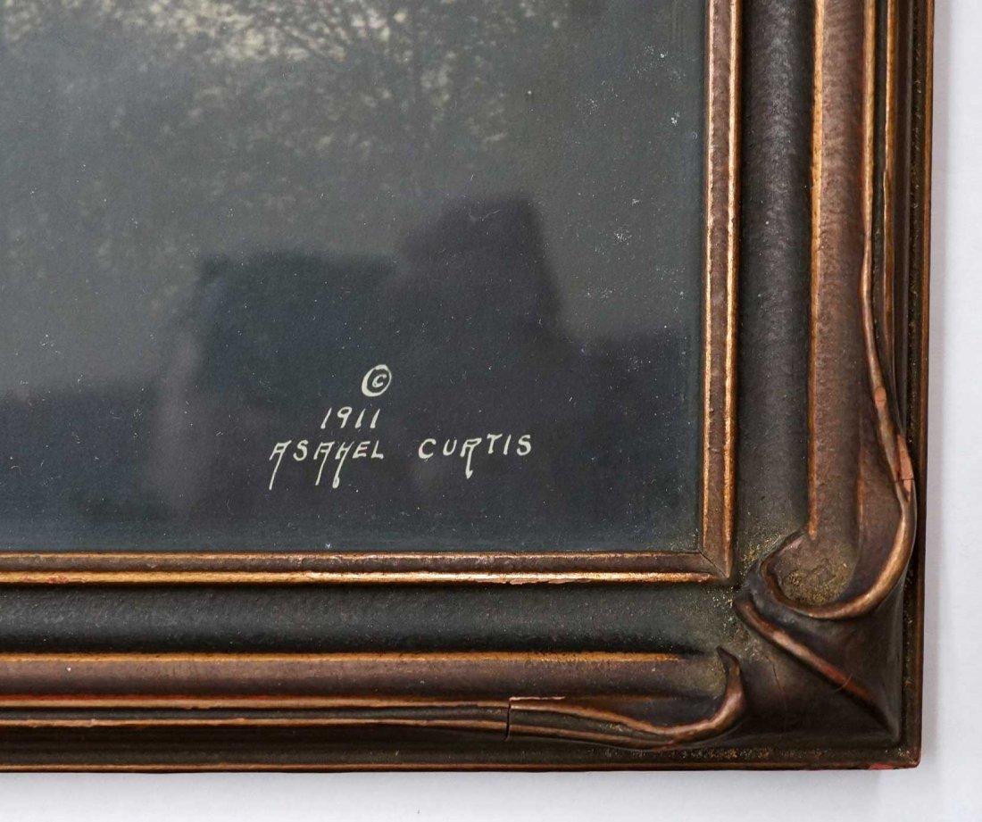 Asahel Curtis (1874-1941) Hand-tinted Large Photograph - 3