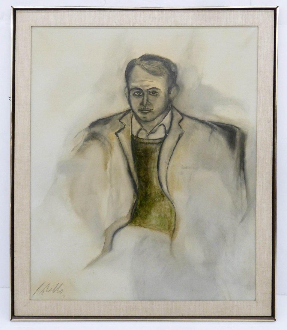 7pc Peter Lobello (1935-2007 American) Artworks. - 3