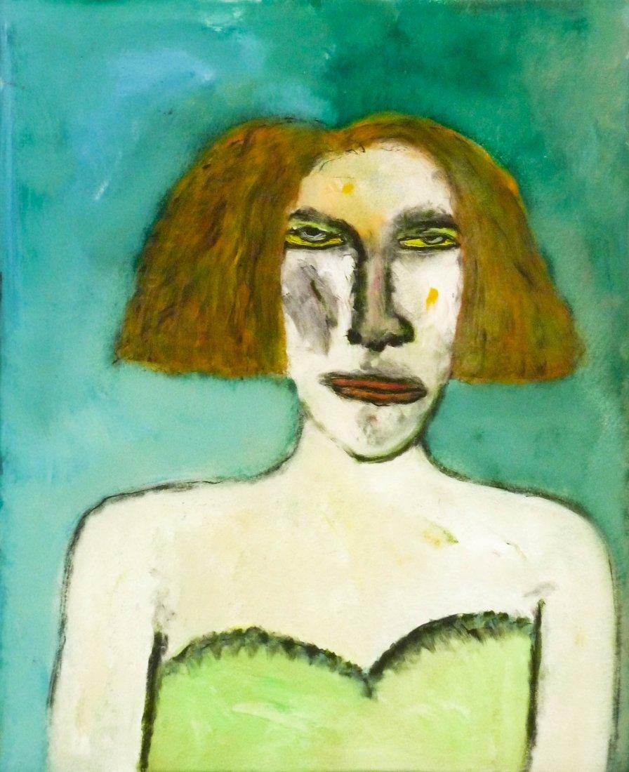 Gregory Grenon (b.1948 Washington) Five Part Portrait - 2