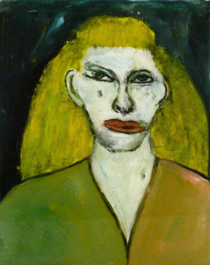 Gregory Grenon (b.1948 Washington) Five Part Portrait - 3