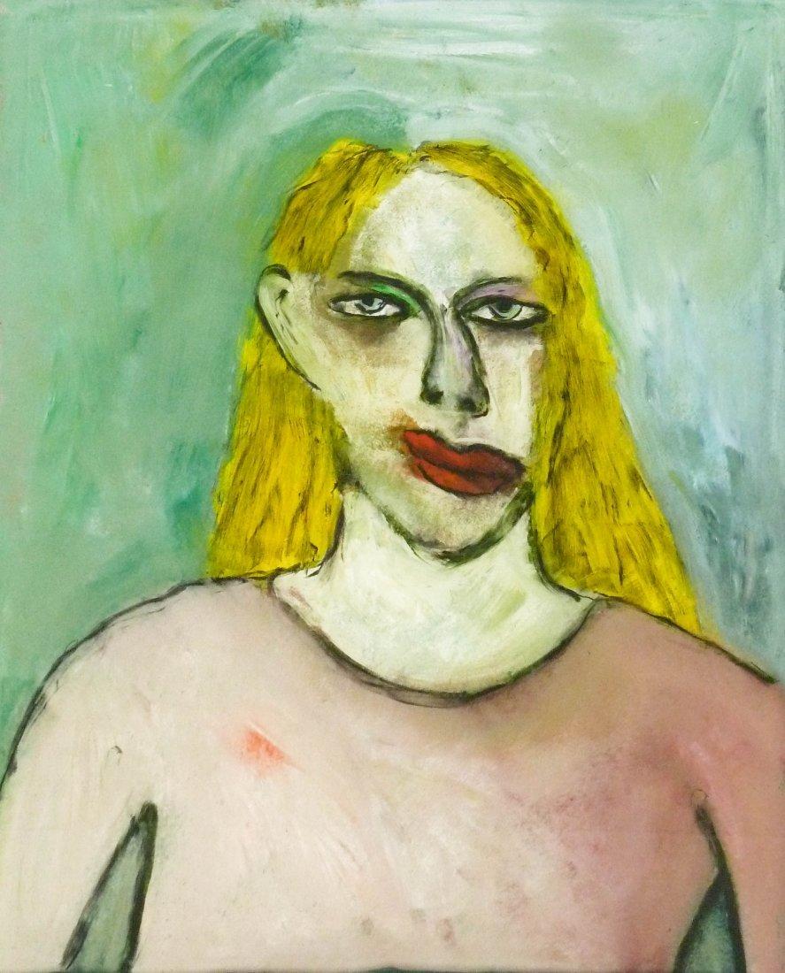Gregory Grenon (b.1948 Washington) Five Part Portrait - 4