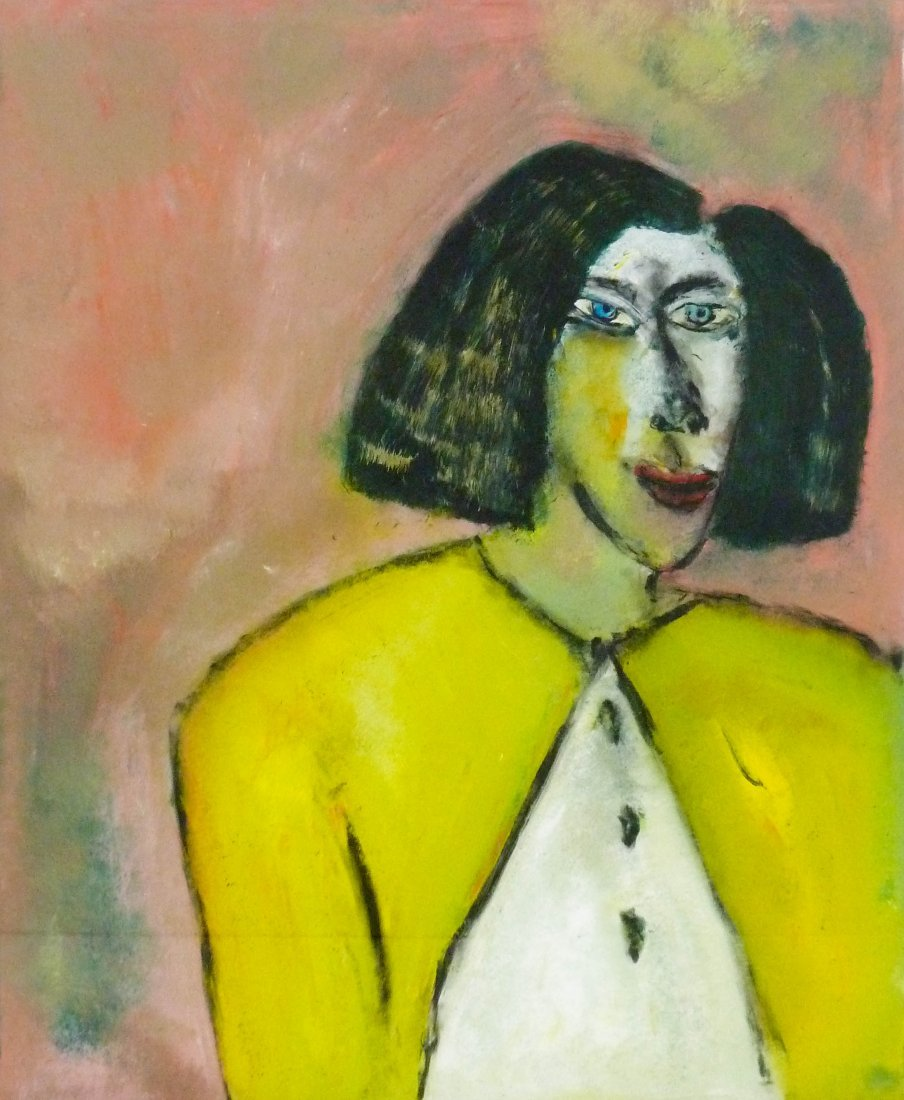 Gregory Grenon (b.1948 Washington) Five Part Portrait - 5