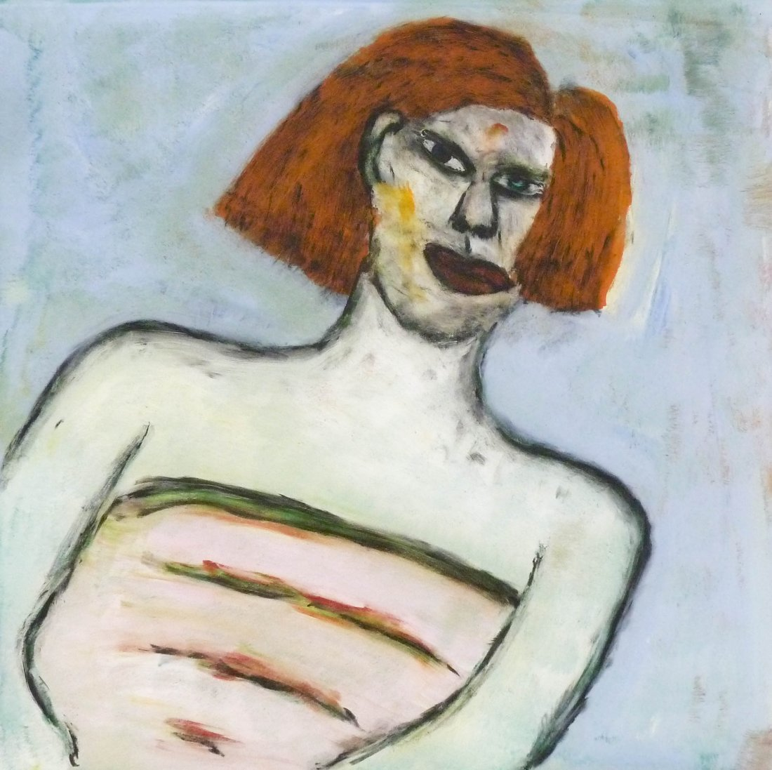Gregory Grenon (b.1948 Washington) Five Part Portrait - 6