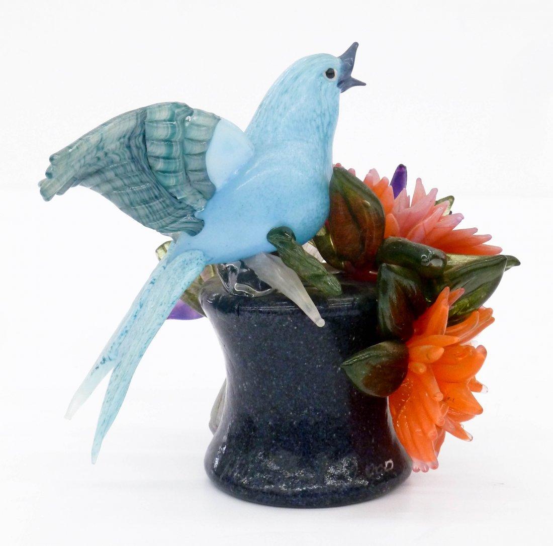 Karen Willenbrink-Johnsen (b.1960 Washington) Bird with - 2