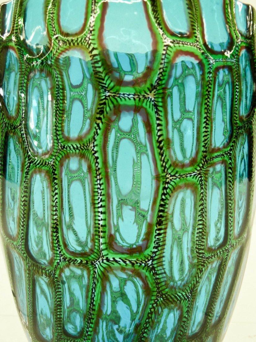 Adriano Dalla Valentina (b.1945 Italian) Murrini Glass - 2