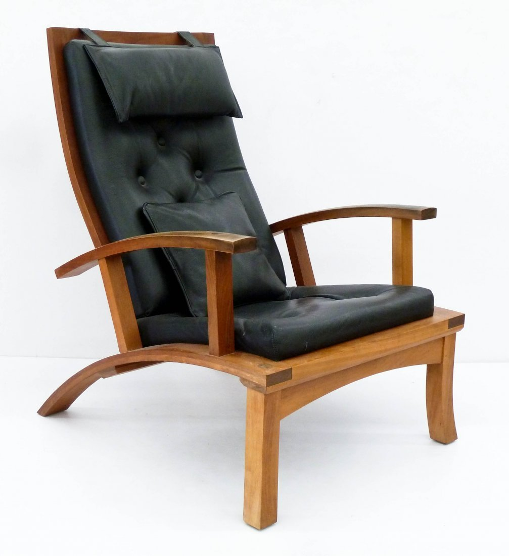 Thomas Moser ''Lolling'' 2000 Lounge Chair