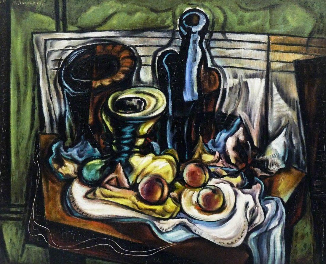 Nicolai Kuvshinoff (1899-1997 Washington) ''Still