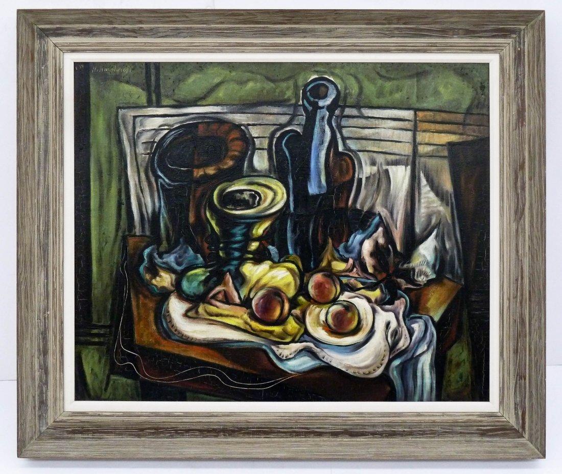 Nicolai Kuvshinoff (1899-1997 Washington) ''Still - 2