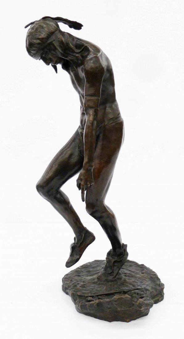After Louis Potter (1873-1912 New York) ''Fallen - 2