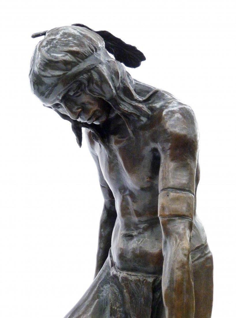 After Louis Potter (1873-1912 New York) ''Fallen - 3