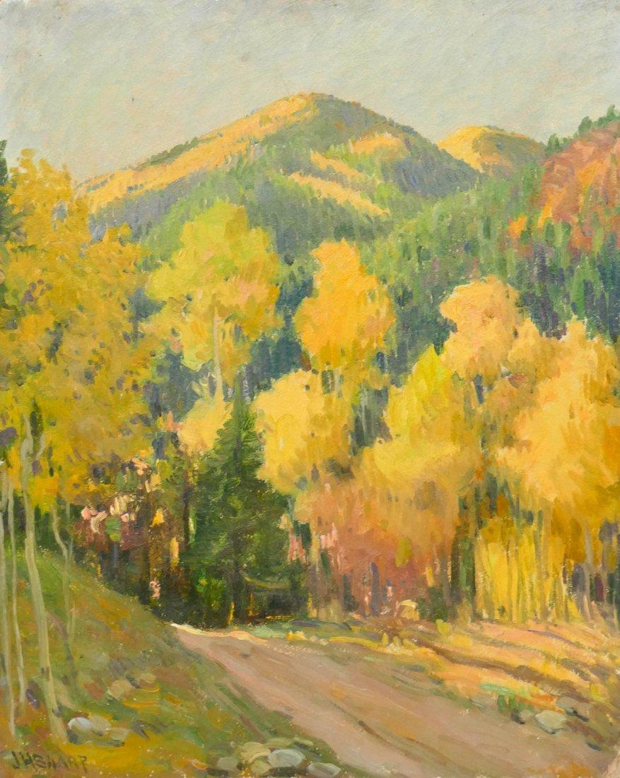 Joseph Henry Sharp (1859-1953 American) ''Road to