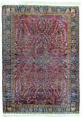 Semi Antique Persian Sarouk Oriental Rug 36x5
