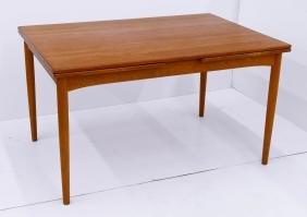Morredi Denmark Teak Dining Table 29''x51''x35.5''.