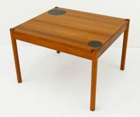 Magnus Olesen Teak Occasional Side Table