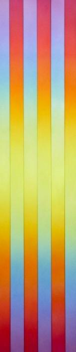 Francis Celentano (1928-2016 Washington) ''Spectrum
