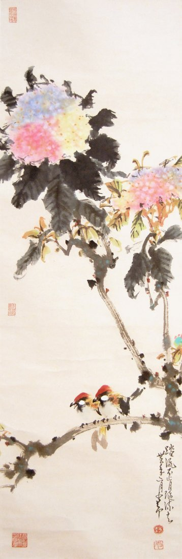 5: Zhao Shaoang Birds and Blossoms