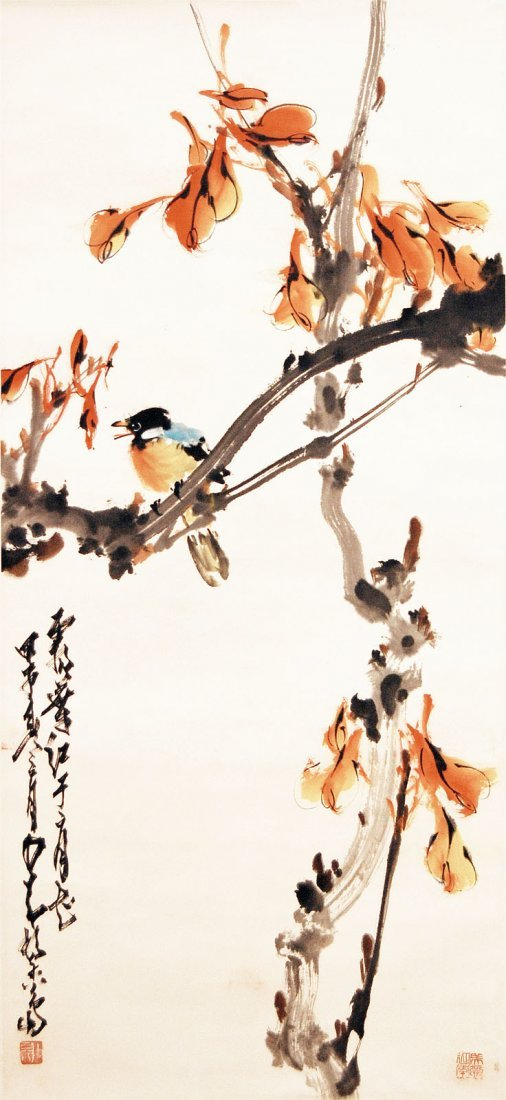 4: Zhao Shaoang  Mynah on Maple