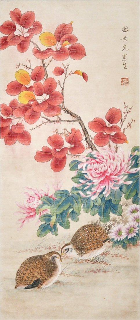 Liu Lishang Tian Shiguang Bird and Flower - 4