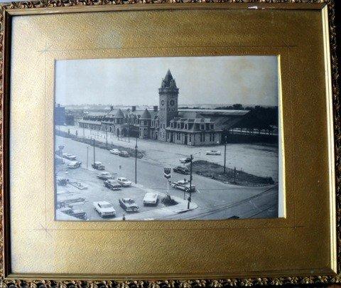 7: Vintage Photograph of Portland's Union Station
