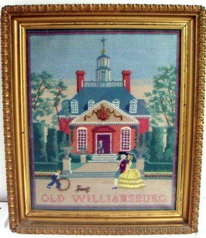 10: Wonderful Needle and Petit Point - Old Williamsburg