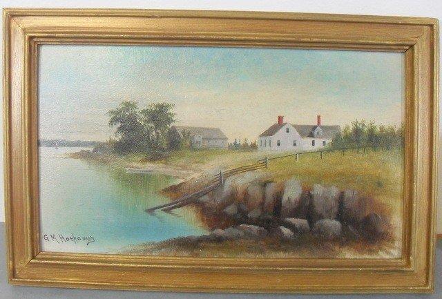 16: George Hathaway O/B The Pearl of Orrs Island