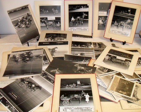 200: Maine & New England Harness Racing Memorabilia