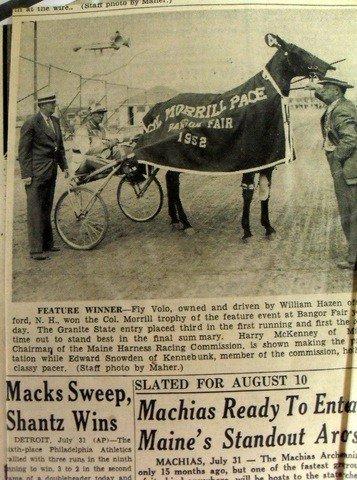 200: Maine & New England Harness Racing Memorabilia - 4