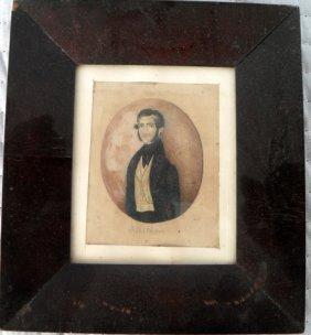 11: W/C -  Colonial Maine Gentleman