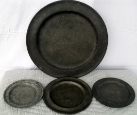 13: 18th & 19th Century Continental Pewter