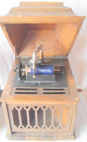 136: Edison Amberola Cylinder Phonographs - 3