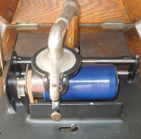 136: Edison Amberola Cylinder Phonographs - 5