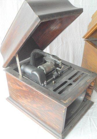 136: Edison Amberola Cylinder Phonographs - 6