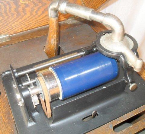 136: Edison Amberola Cylinder Phonographs - 7