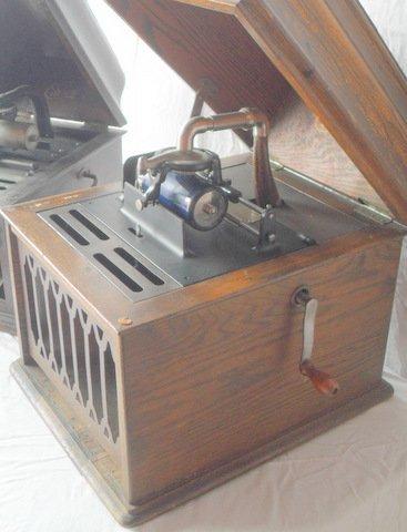 136: Edison Amberola Cylinder Phonographs - 8