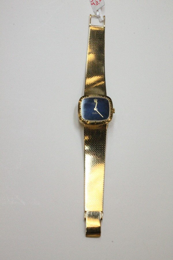 119: Vintage Women's Rolex wristwatch