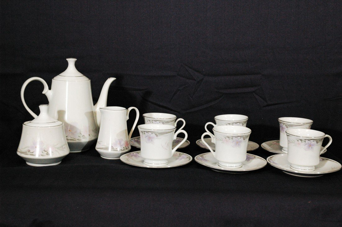 18: 15PC TEA SET