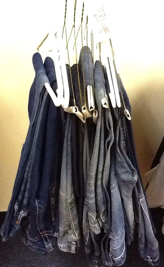 18A: Collection of Mens Jeans 11 in Total