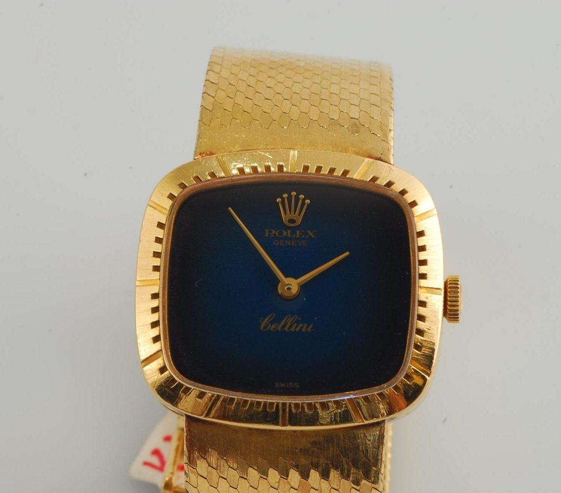 8: Vintage Ladies Rolex