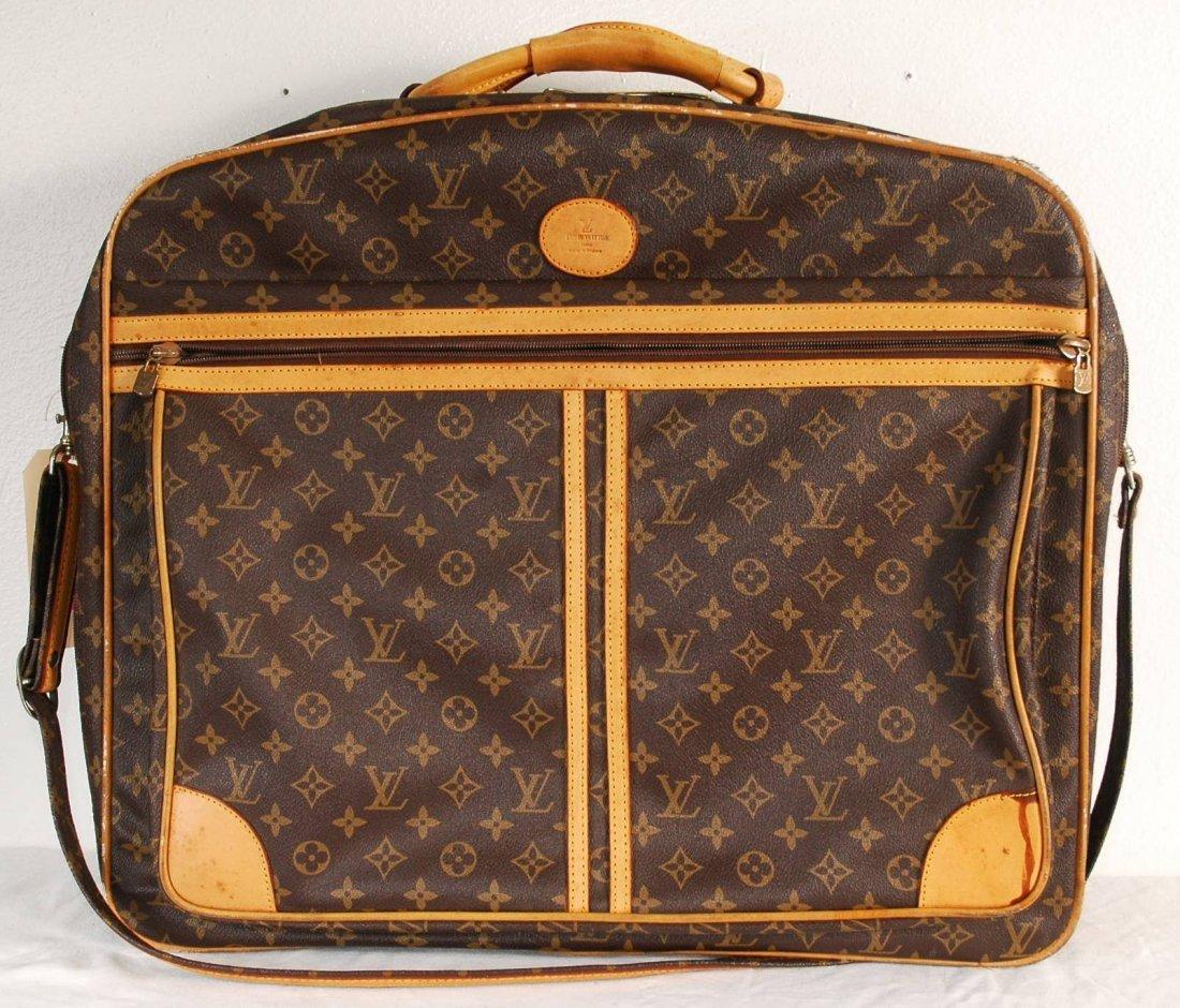 3: Limited Edition 1970 Vintage Louis Vuitton Garment B