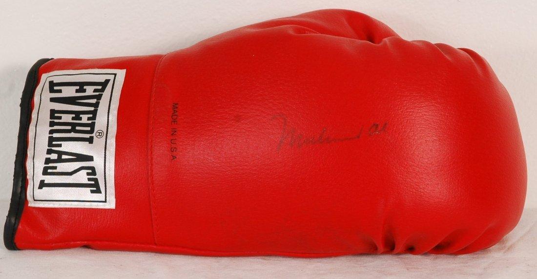 6: Muhammad Ali Autographed Boxing Glove