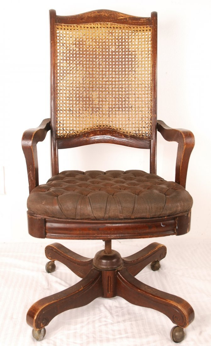 10: Vintage Executive Chair